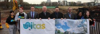 Building work set to begin on Unitas Youth Zone