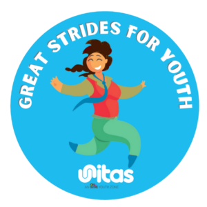 Logo for Great Strides for Youth